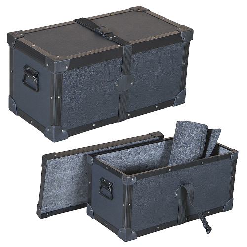 """TuffBox Lite Duty Economy Road Case for Amp Heads 28"""" Long Max"""