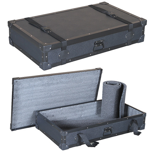 """TuffBox Lite Duty Economy Road Case for Large Mixers 36"""" Long Max"""