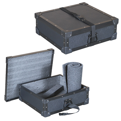 "TuffBox Lite Duty Economy Road Case for Small Units 24"" Long Max"