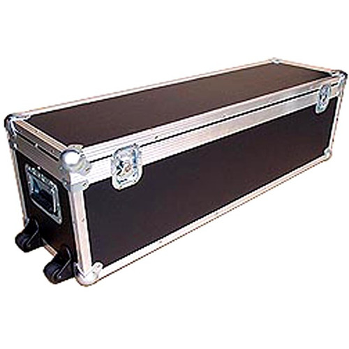 "Fantastic 'Stretch' 1/4"" Medium Duty ATA Supply Trunk w/Dolly Wheels"