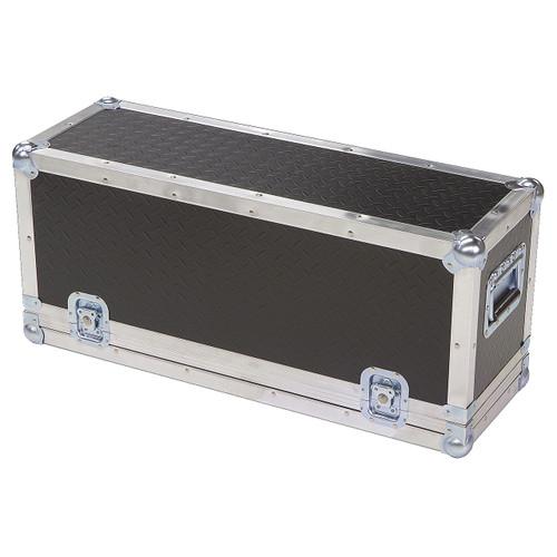 "Diamond Plate Laminate 1/4"" Medium Duty ATA Amp Head Case"