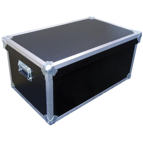 "Trunk w/Shoe Box Lid 3/8"" Ply ECONOMICAL! ID 34""x20""x16"" High"