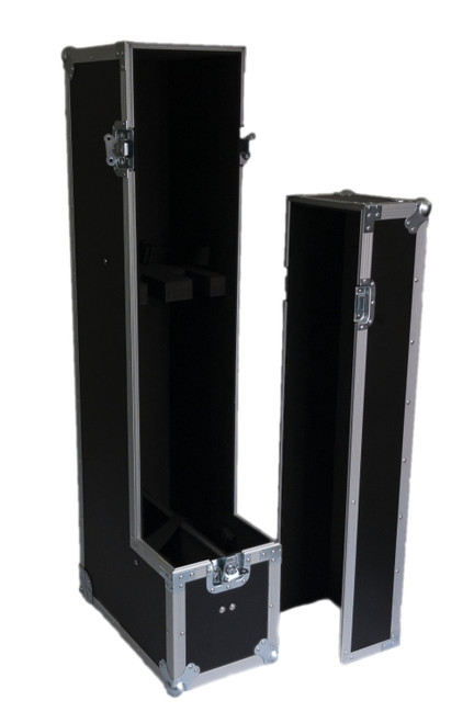 Guitar Vault Case - 2 Spaces for Guitar or Bass
