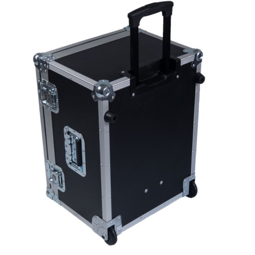 Accessory ATA Style Trunk Case w/ Wheels and Retractable Handle