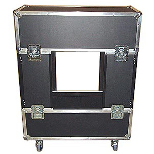 42 & 50 Plasma ATA Cases - Converts to Stand Great for Conventions - Presentations - Mettings