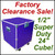 "Super Duty 24"" Cube Case Kit Supply Trunk - CLOSEOUT! Purple"