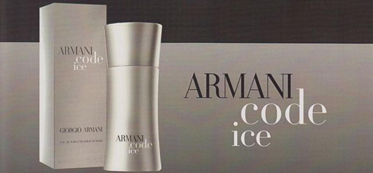 2 Toilette By Armani Eau Spray Homme Code De 5oz Giorgio Pour Ice 5R3AjL4