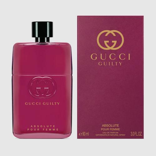 Gucci Guilty Absolute 1.6oz Women Eau De Parfum Spray