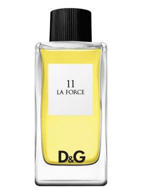 La Force 11 By Dolce And Gabbana Eau De Toilette Spray 3.3oz Unisex