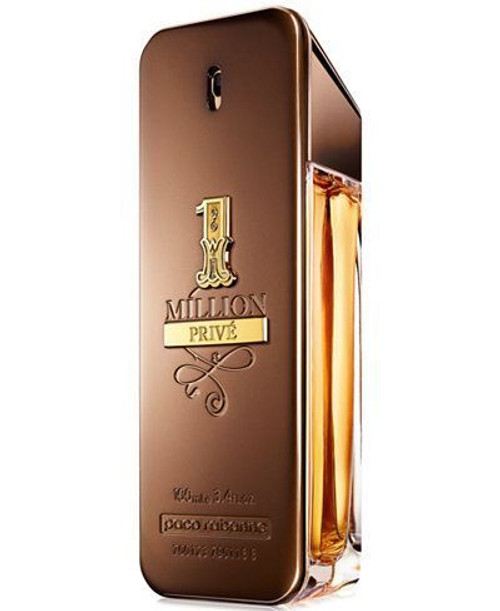 1 million Prive Paco Rabbane 3.4oz Unbox