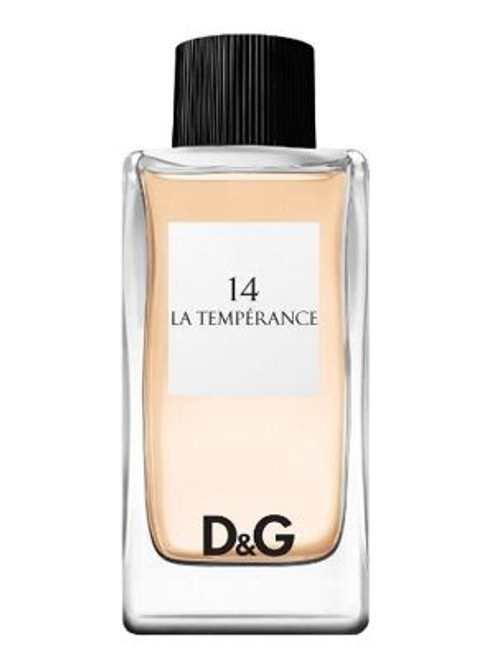 14 La Temperance Dolce And Gabbana 3.3oz Women