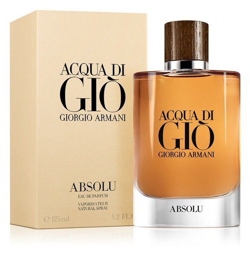 Acqua di Gio Absolu 2.5oz Eau Parfum Spray For Men