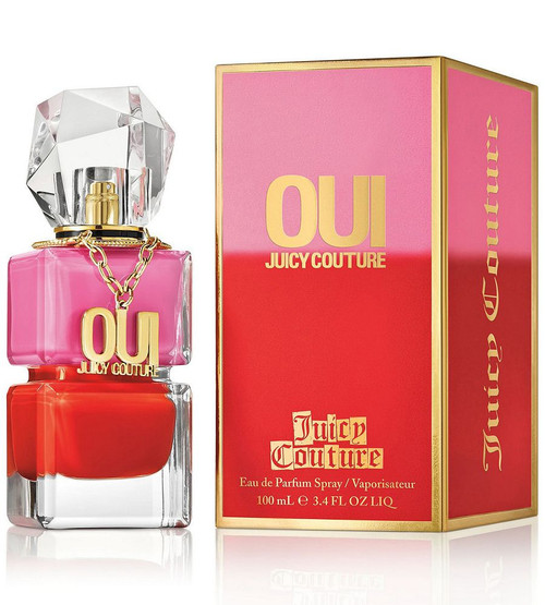 Oui Juicy Couture 3.4oz Eau De Parfum Spray Women