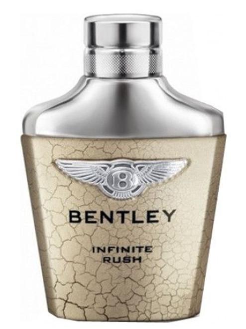 Bentley Infinite Rush 3.4oz Men  Eau De Toilette Spray