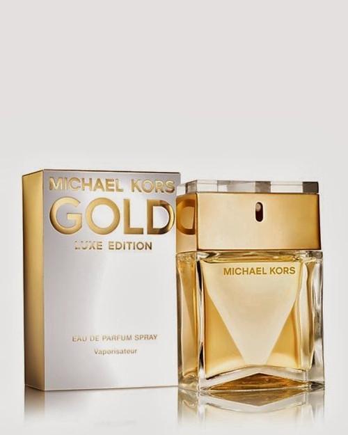 Michael Kors Gold Luxe 1.0oz Eau De Parfm Spray