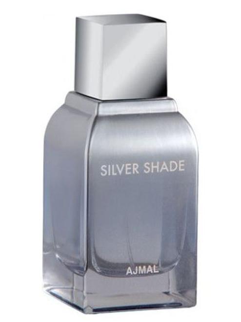 Silver Shade by Ajmal Eau De Parfum Spray For Men 3.4oz