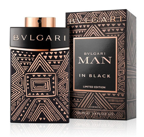 Bvlgari Man In Black Essence Eau De Pafum Spray