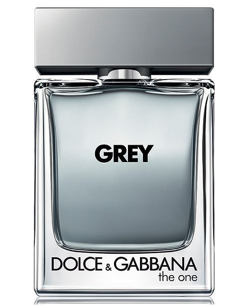 Dolce And Gabbana The One Grey Eau De Toilette Spay Intense 1.6oz  Men