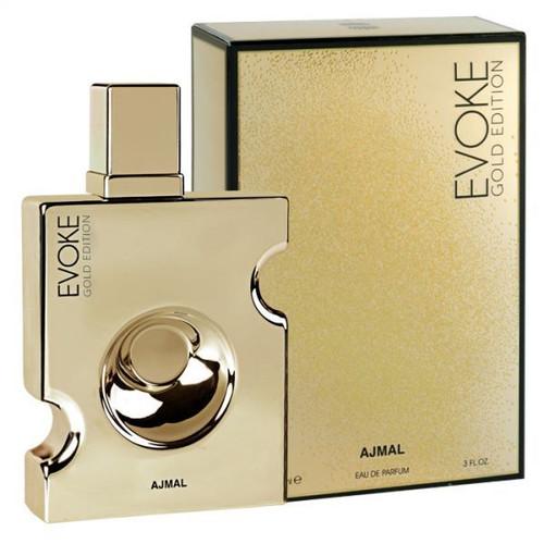 Evoke gold edition by Ajmal Eau De Parfum Spray