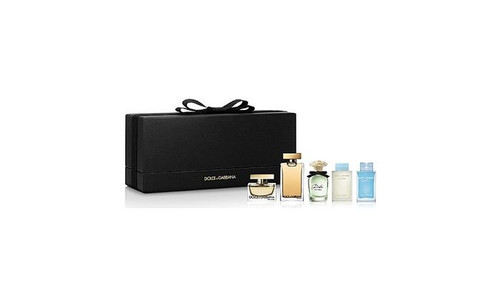 Dolce and Gabbana 5pcs Mini Cofferet Gift Set
