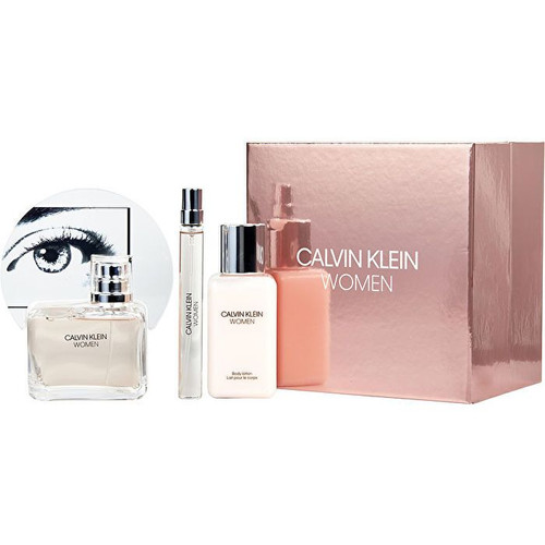Calvin Klein Women 3pc Perfume Set