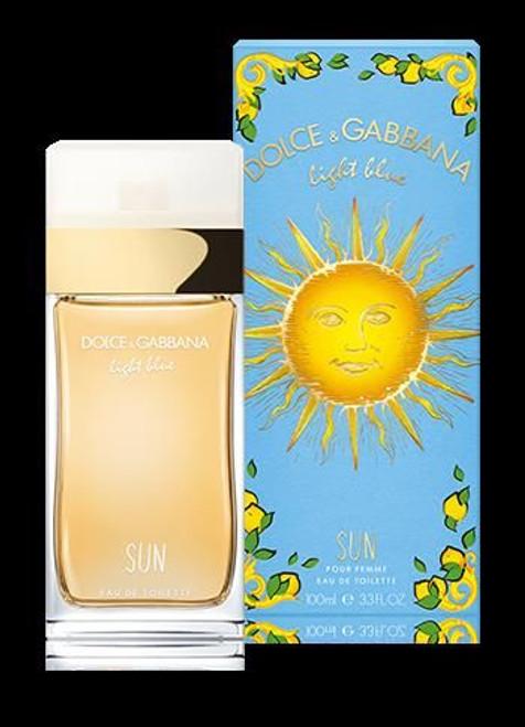 Dolce and Gabbana Light Blue Sun 3.3oz