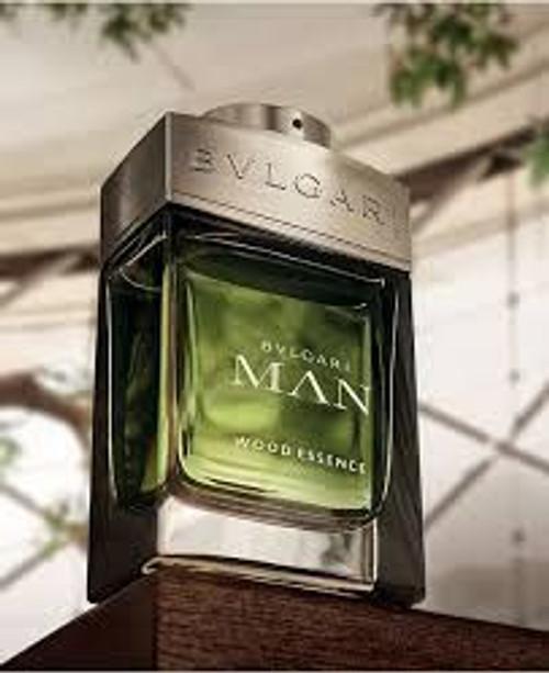 Bvlgari Man Wood Essence 3.4oz Eau De Parfum Spray