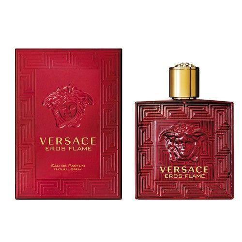 Versace Eros Flame 3.4Oz Eau De Parfum Spray