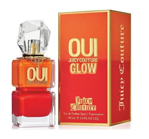 Juicy Couture Oui Glow  3.4oz Parfum Spray Women