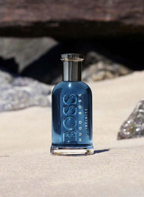 Boss Bottled Infinite Eau De Parfum 3.4oz Men