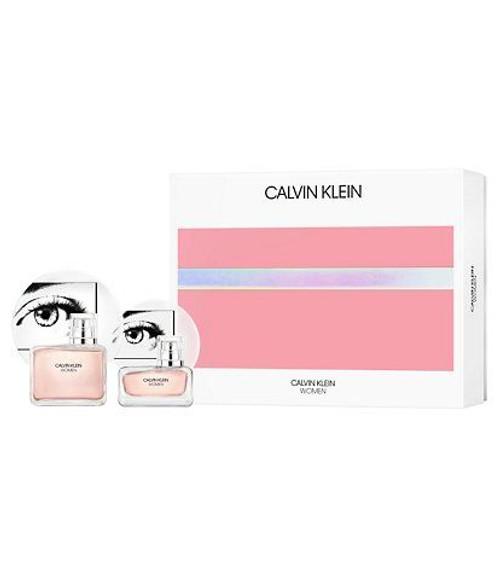 Calvin Klein Women 2pc Set 3.4oz And 1.0oz