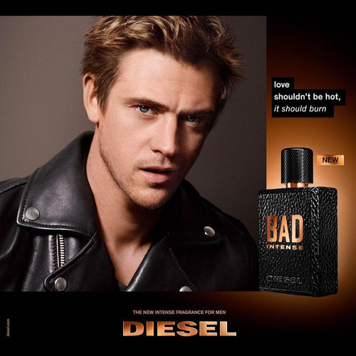 Bad Intense Diesel 1.7oz For Men Eau De Parfum