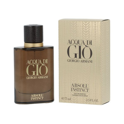 Aqua di Gio Absolu Instinct By Giorgio Armani 2.5oz