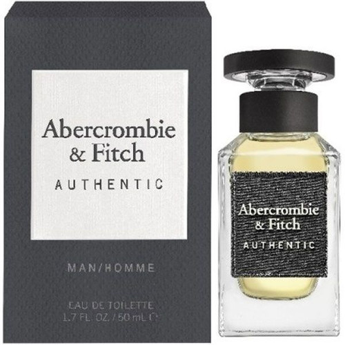 Authentic Man Abercrombie And Fitch 3.4oz Cologne Spray