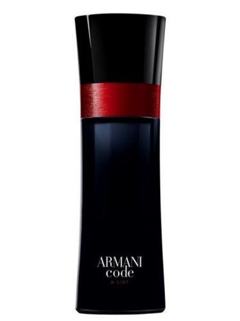 Armani Code A-List 1.7oz Cologne Spray Men