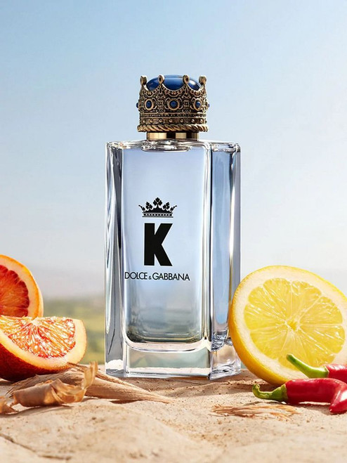 K By Dolce And Gabbana Eau De Toilette Spray For Men 5.0oz