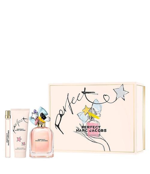 Marc Jacobs Perfect 3.4oz Perfume Set Women