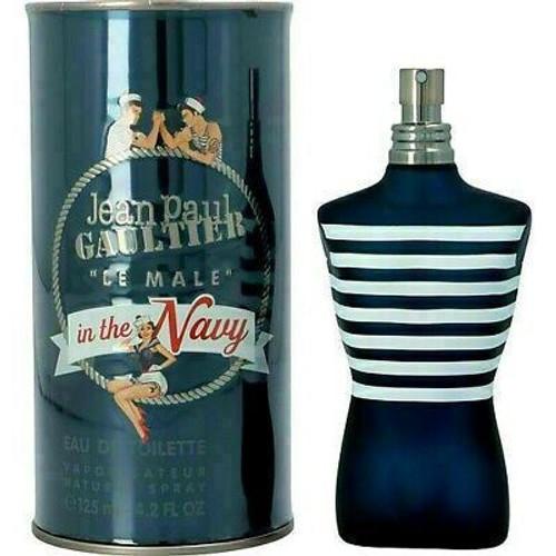 Jean Paul Gaultier Le Male in The Navy 6.7 oz.