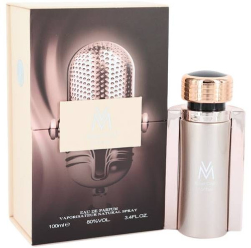 Victor Manuelle Rose Gold Perfume 3.4oz For Women