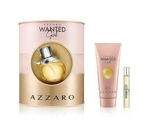 Azzaro Wanted Girl 3pcs Set