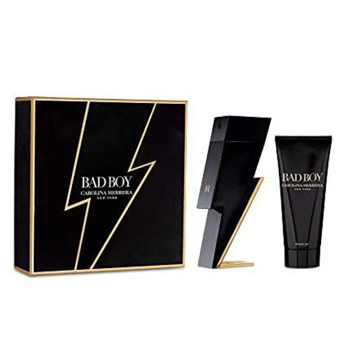 Bad Boy Carolina Herrera  3.4oz 2pc set