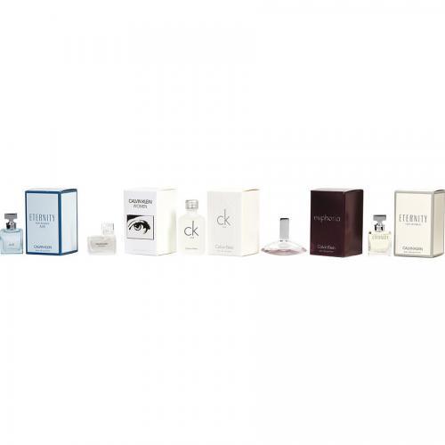 Calvin Klein Deluxe Fragrance Collection by Calvin Klein for Women