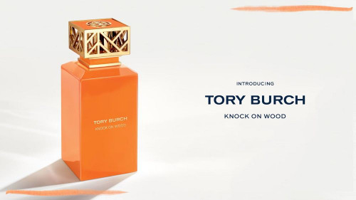KNOCK ON WOOD 3.4oz Tory Burch Eau De Parfum Spray