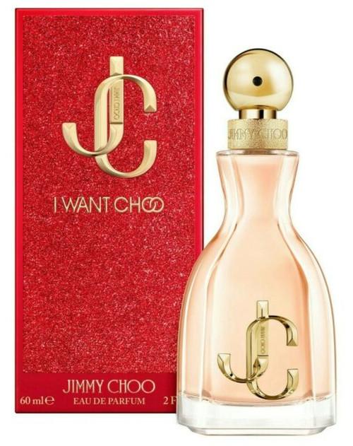 I Want Choo Jimmy Choo 3.3oz Eau De Parfum SPray