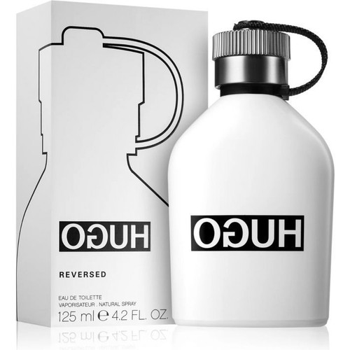 Hugo Reversed Hugo Boss Eau De Toilette Spray Men 4.2oz