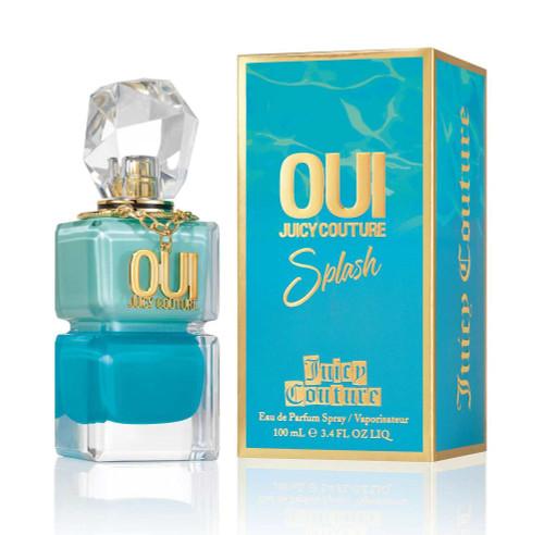 Oui Splash Juicy Couture 3.4oz Eau De Parfum Spray Women