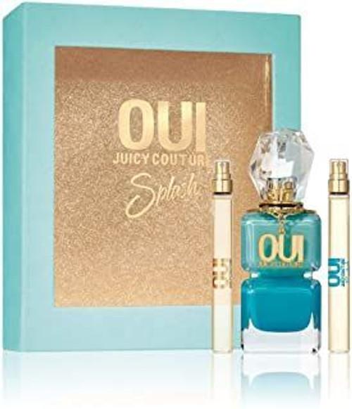 Oui Splash Juicy Couture 3pcs Perfume Set