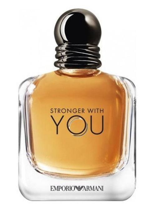 Stronger With You Giorgio Armani 5.0oz Cologne Spray Men