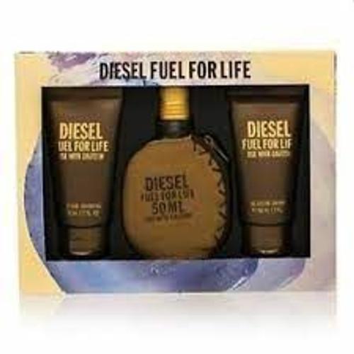 Fuel For Life Diesel 1.7oz 3pc Set Men