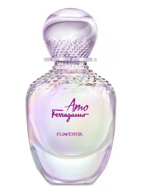 Amo Flowerful Salvatore Ferragamo Women Eau de parfum 3.4oz
